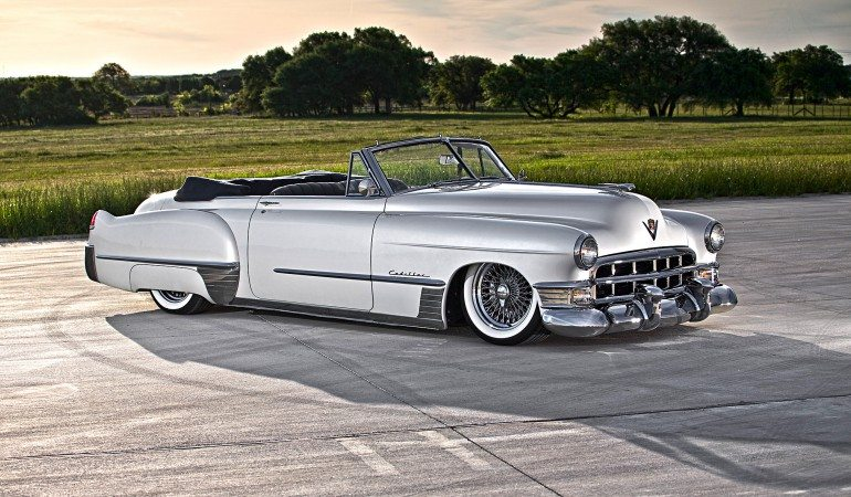 This Supercharged 1949 Caddy is Why Restomods are the Best of Both Worlds