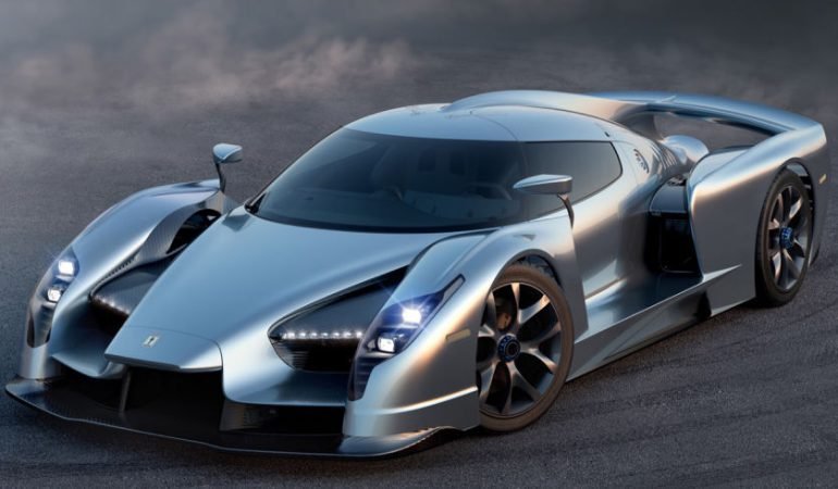 "New American Supercar Plans to Destroy the 918 Spyder at ""The Ring"""