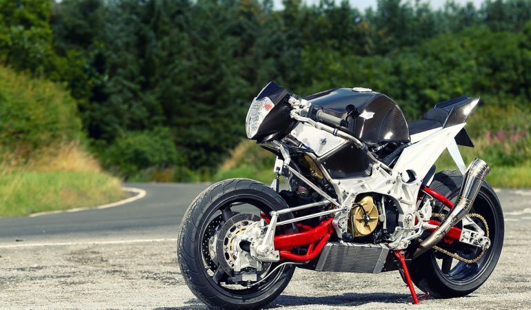 The Term 'Shed Build' Doesn't Do a Bike Like This Justice