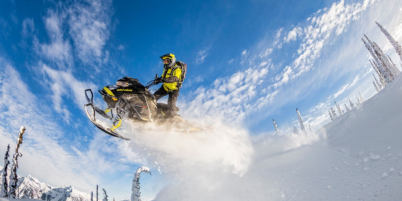 First Ride: Ski-Doo Summit X 850. Is It Really A Better Mountain ...