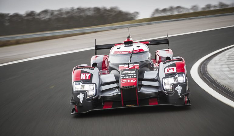 The 1,000hp Audi R18: Who Knew A Hybrid Diesel Could Be This Cool