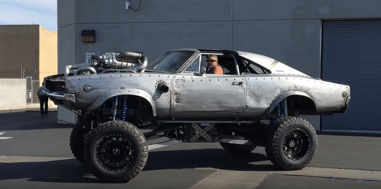 2017 Dodge Charger >> Project OVERCHARGED: Offroad Dodge Charger built by ...