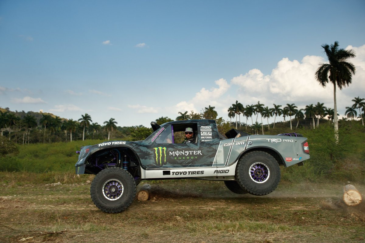 Recoil 4 Bj Baldwin Smashes His 850hp Trophy Truck