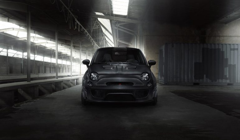 The Meanest Abarth 500 Ever Built