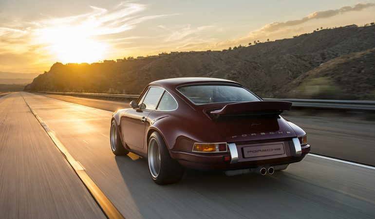 One Porsche to Rule Them All: Magnus Walker vs. Singer Vehicle Design