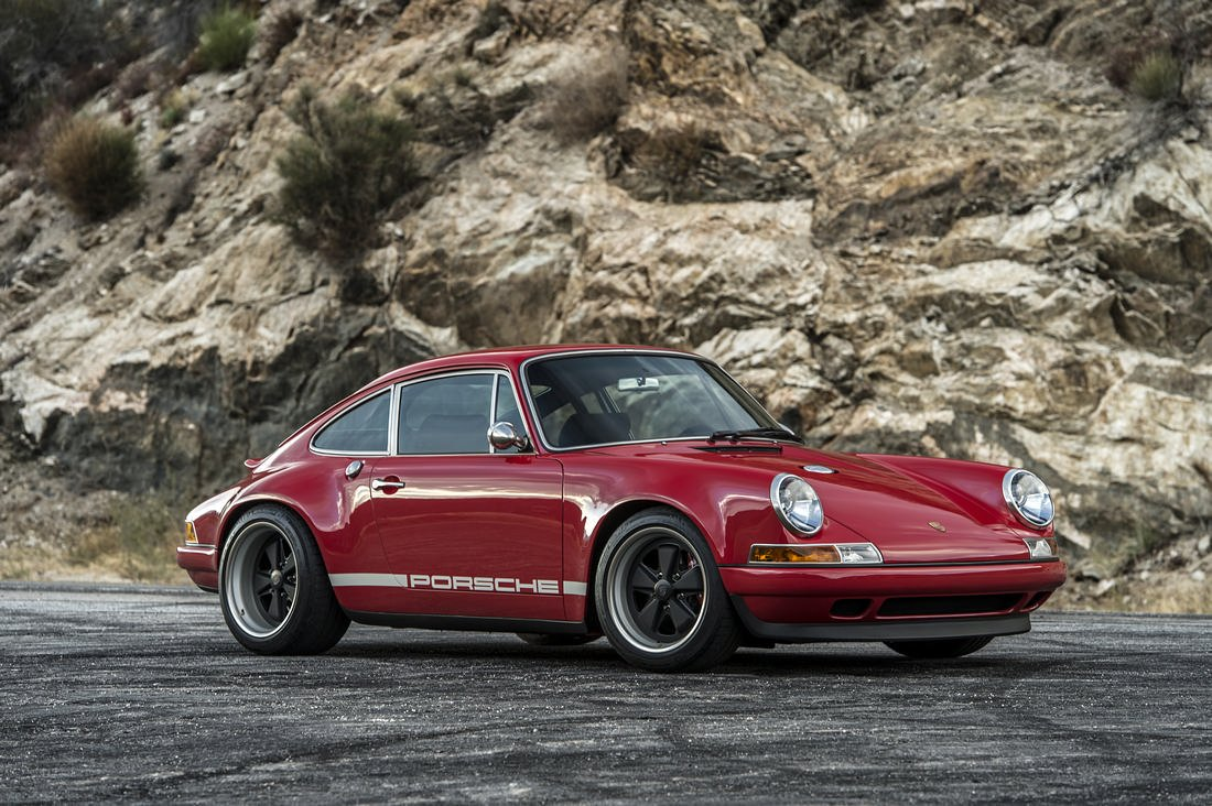 One Porsche To Rule Them All Magnus Walker Vs Singer