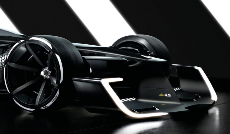Renault Just Brought Us a Glimpse of the Possible Future of F1