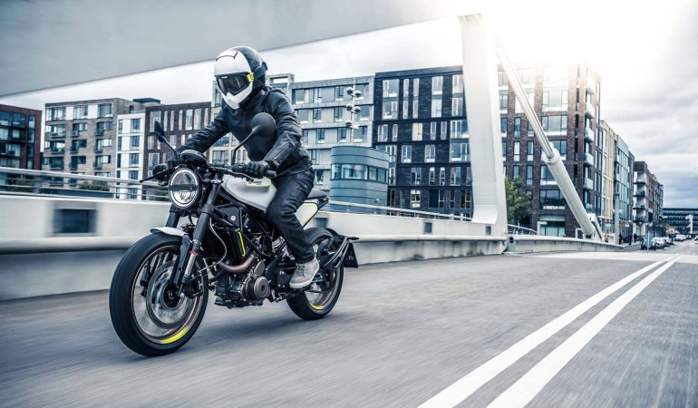 Husqvarna Vitpilen: The Future of Cafe Racers