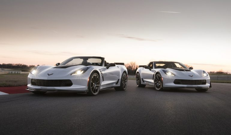 Chevy is Giving Its Prized Corvette the Carbon Treatment For Its 65th Birthday