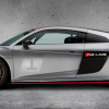 This is Audi's Spectacular Contribution to the Upcoming GT4 Class Racing
