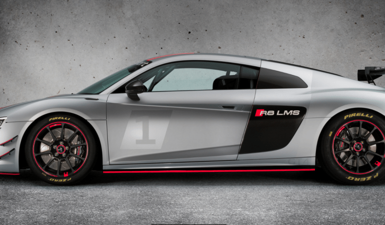 Audi LMS GT4 is Their Spectacular Contribution to the Upcoming GT4 Class Racing