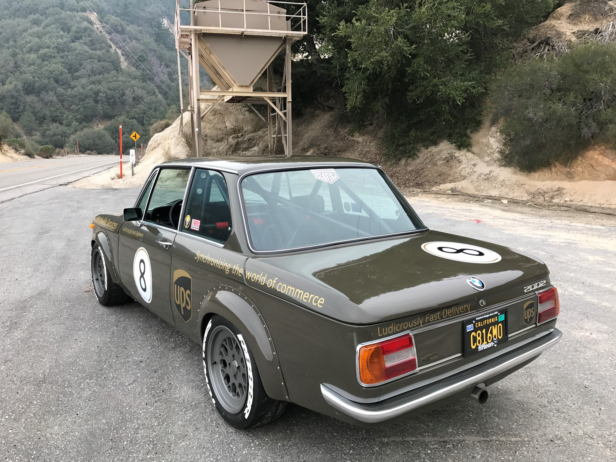 Bmw 2002 Sale >> This BMW 2002 is What Dreams Are Made Of - Moto Networks