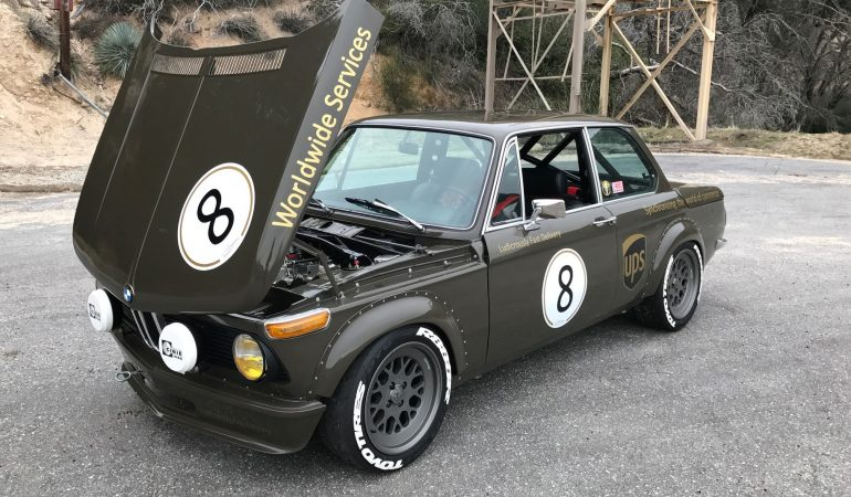 This BMW 2002 is What Dreams Are Made Of