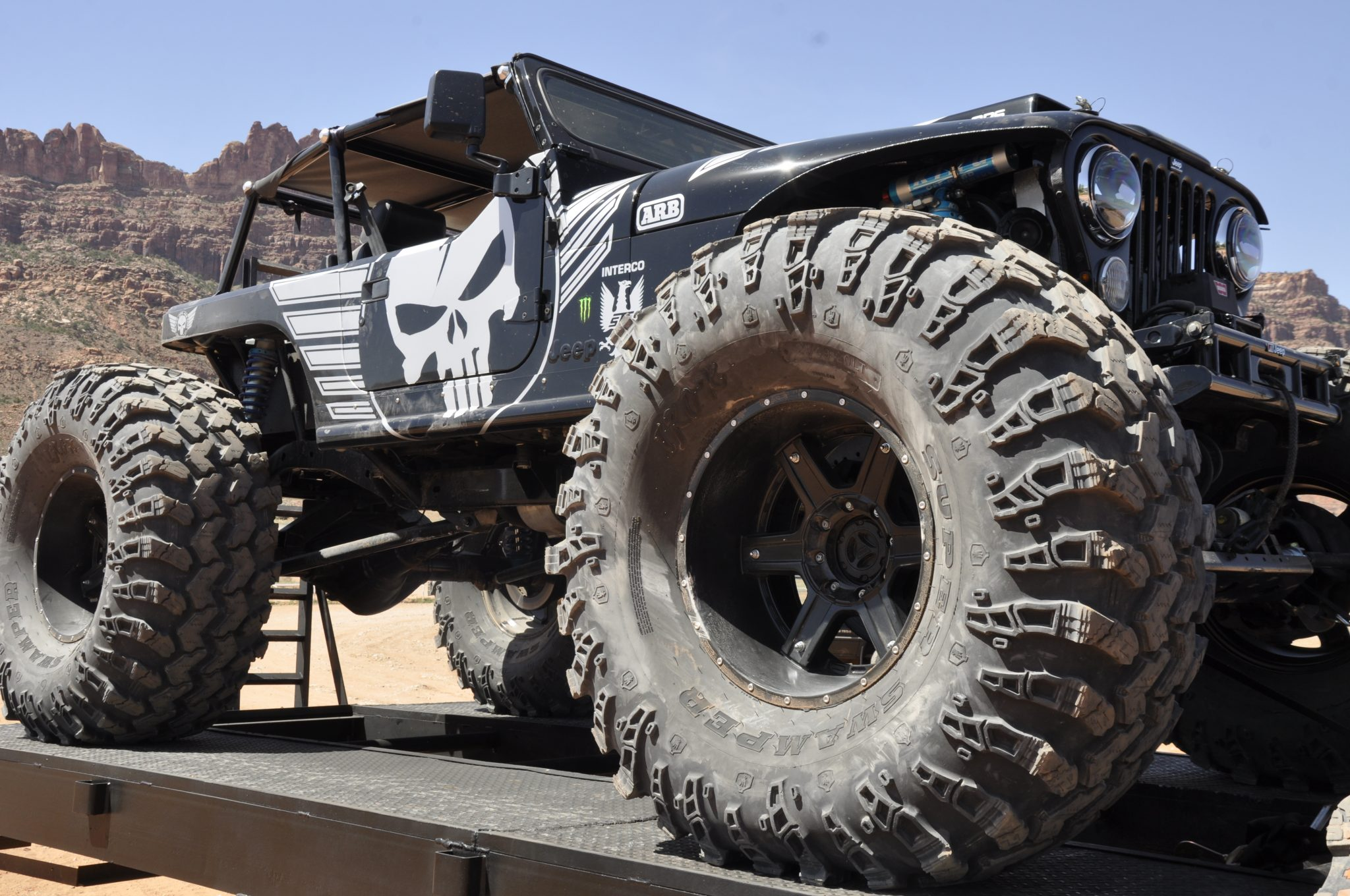This CJ7 By Black Ops 4x4 is One Badass Jeep, And it's No ...