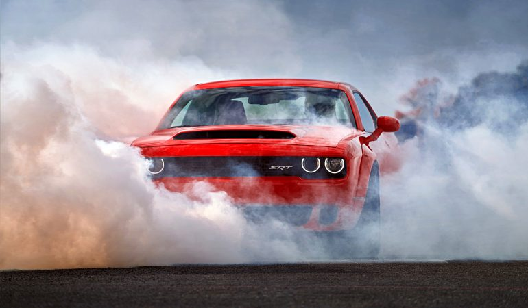 The Dodge Demon is Now the Most Powerful American Muscle Car Ever Built