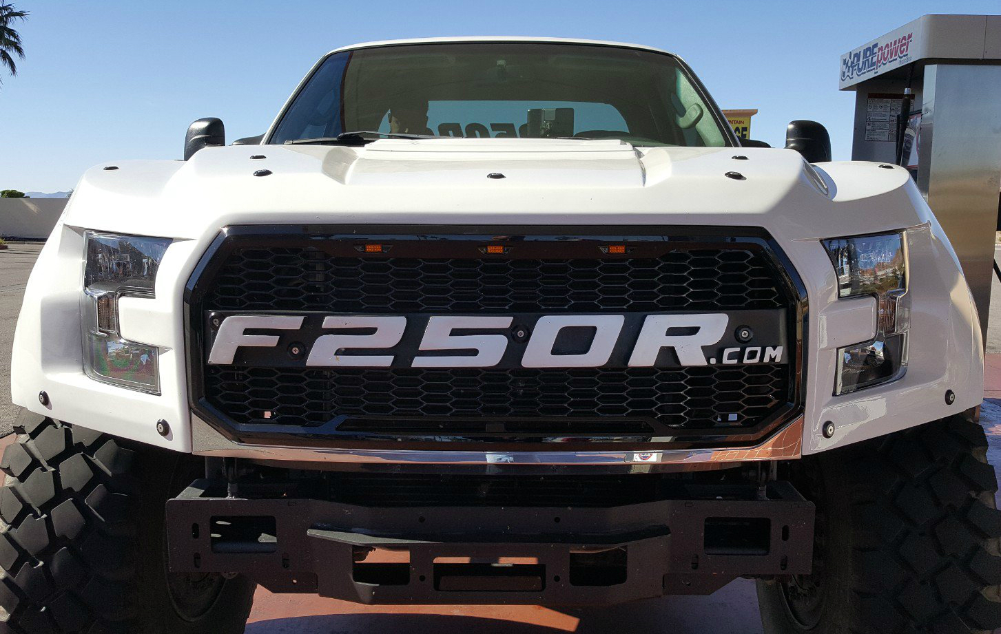 The F250R Super & Mega Raptors Are Giant Raptor Lookalikes Without The Offroad Performance