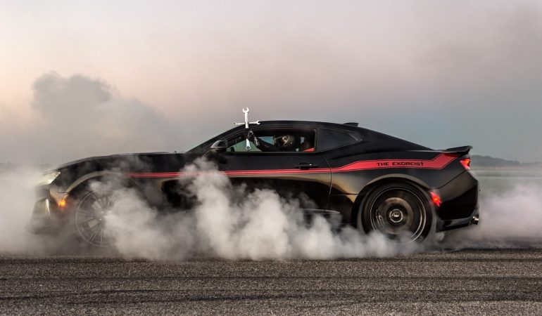 Hennessey's Answer to the Dodge Demon is Called the Exorcist