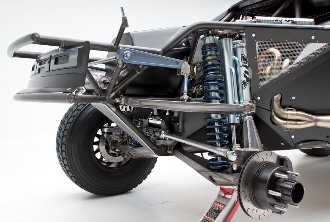 This Jimco Spec Trophy Truck is Nearly an Unlimited Class ...