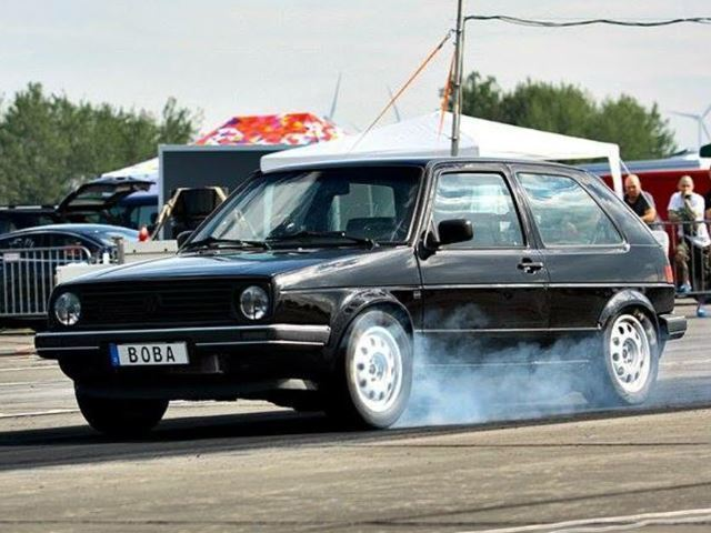 this 1200hp vw golf is faster than any hypercar on the planet