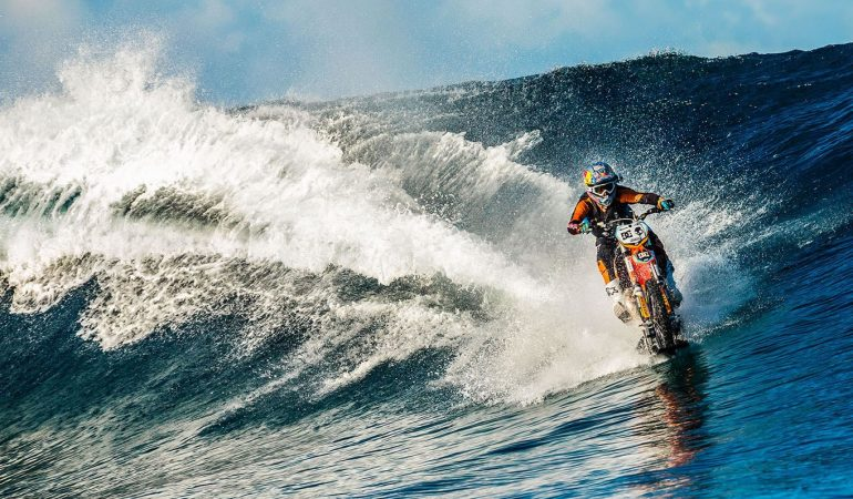 Robbie Maddison is at it Again: This is Pipe Dream 2