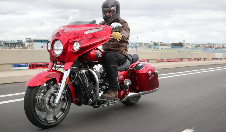 Move Over Harley Davidson, Indian is the New King of the West