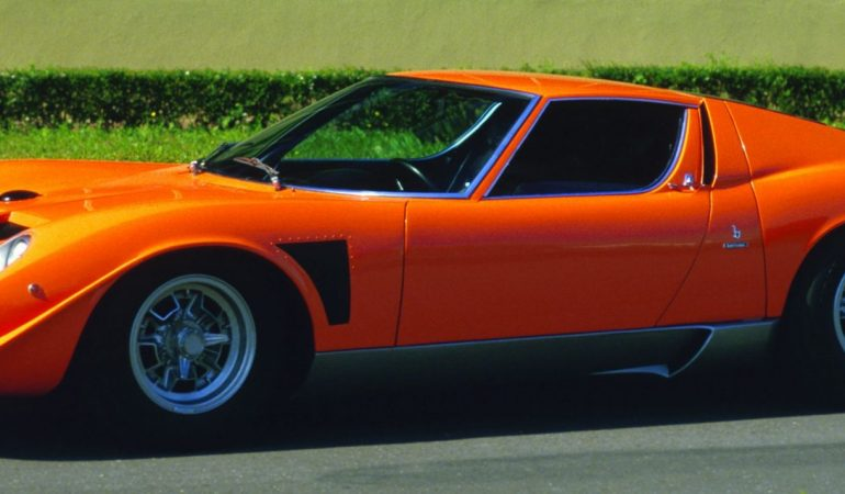 Ferruccio Lamborghini's Legacy Will Be the Latest Racing Biopic to Come From Hollywood