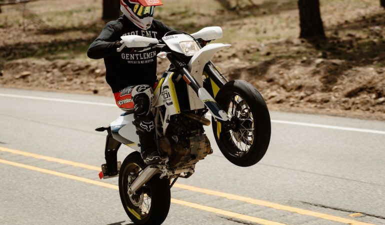 Husqvarna's 701 Supermoto May Be the Very Best Street Bike of the Year