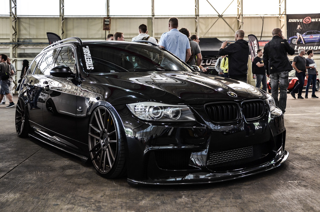 This 900hp Bmw 335i Is The Grocery Getter Nightmares Are