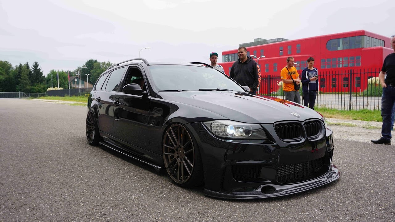 this 900hp bmw 335i is the grocery getter nightmares are made of moto networks. Black Bedroom Furniture Sets. Home Design Ideas