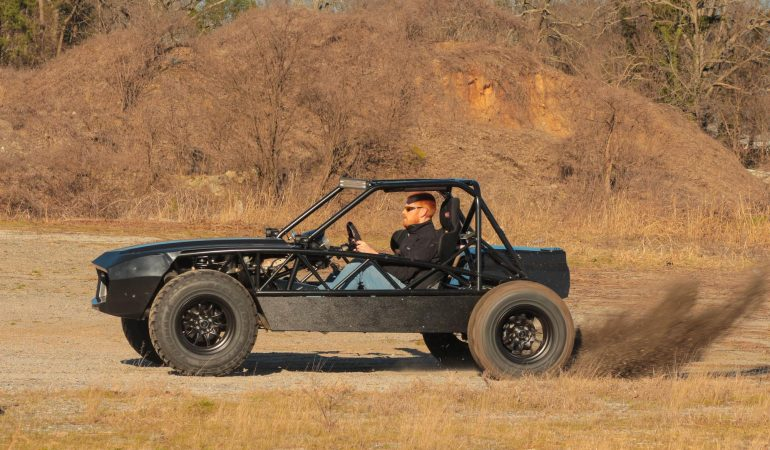The Exocet Off-Road is a Budget Buggy for Smashing Dunes & Dirt Roads