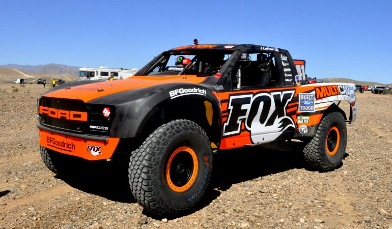 Returning Champion Justin Lofton Had a Tough Time at The 2017 Mint 400, Here's Why