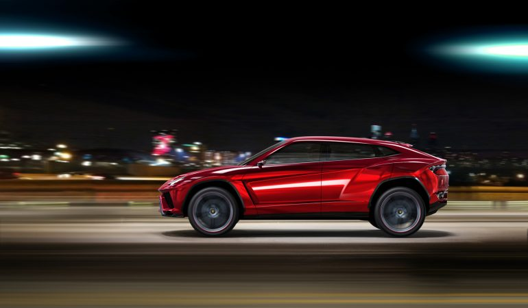 "Lamborghini Urus: The Modern Day ""Rambo Lambo"" Gets a Twin Turbo V8 Instead of the Iconic V12"