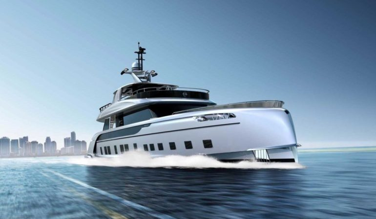 Dynamiq Is Bringing The World Its First Porsche Superyacht