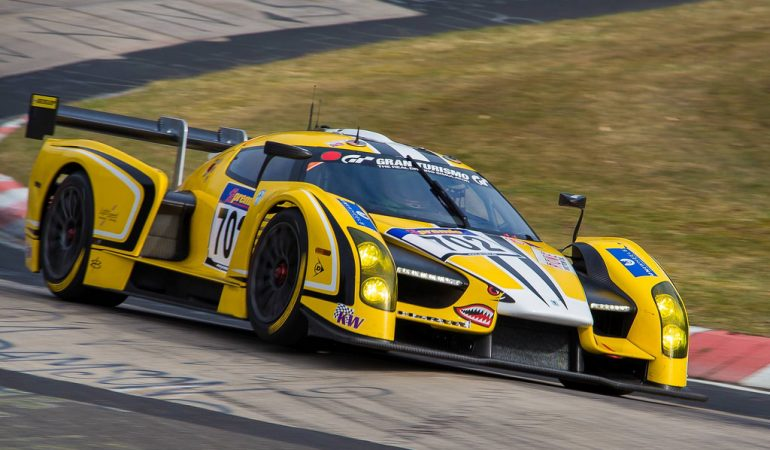 It Turns Out the Glickenhaus SCG003 Might be the Nurburgring Beast It Claims to be