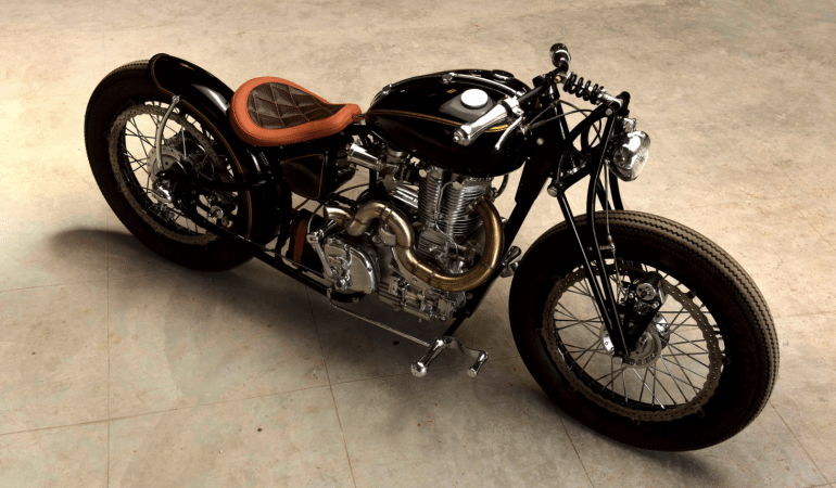 This Custom Royal Enfield Is the Pinnacle of India's Custom Motorcycle Scene