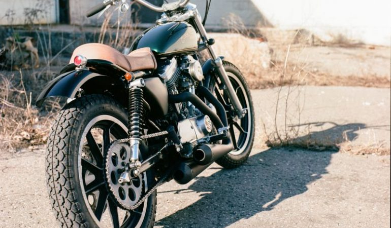 Clockwork Motorcycles Has Built a Fabulous Retro Street Tracker