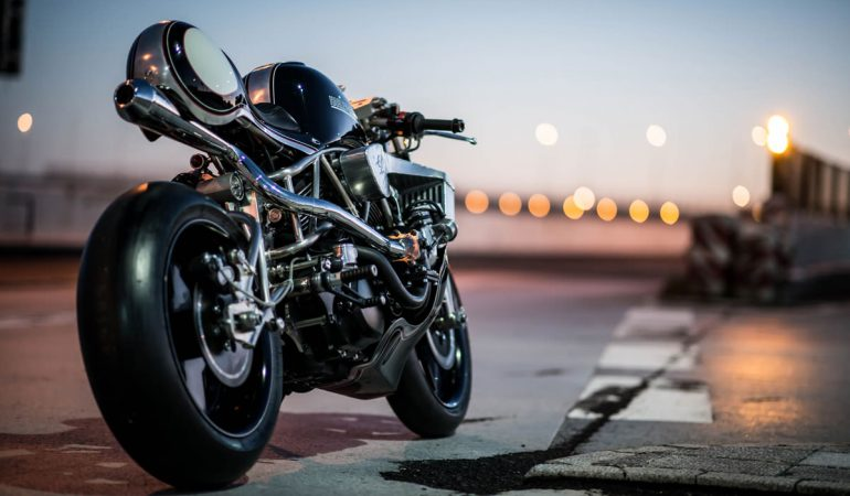 Cherry's Company Has Built The Only Harley-Davidson Street 750 Worth Owning