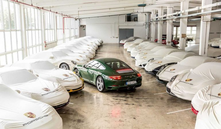 Porsche Just Produced Its One-Millionth 911