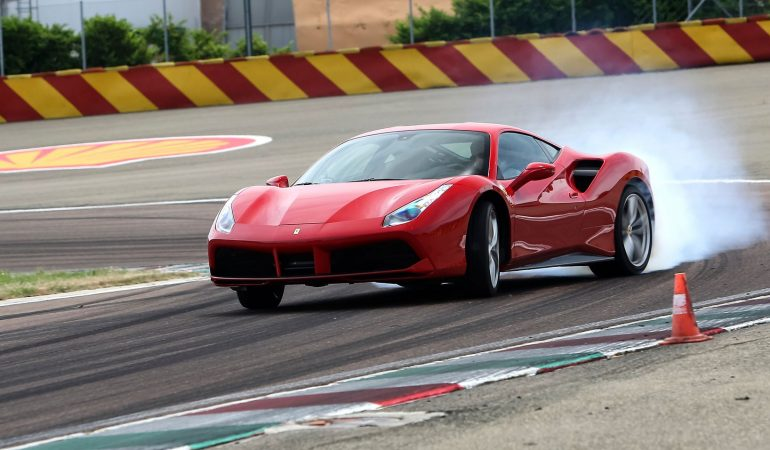 Ferrari Is Looking to Make a Huge Statement With the Latest 488, The GTO