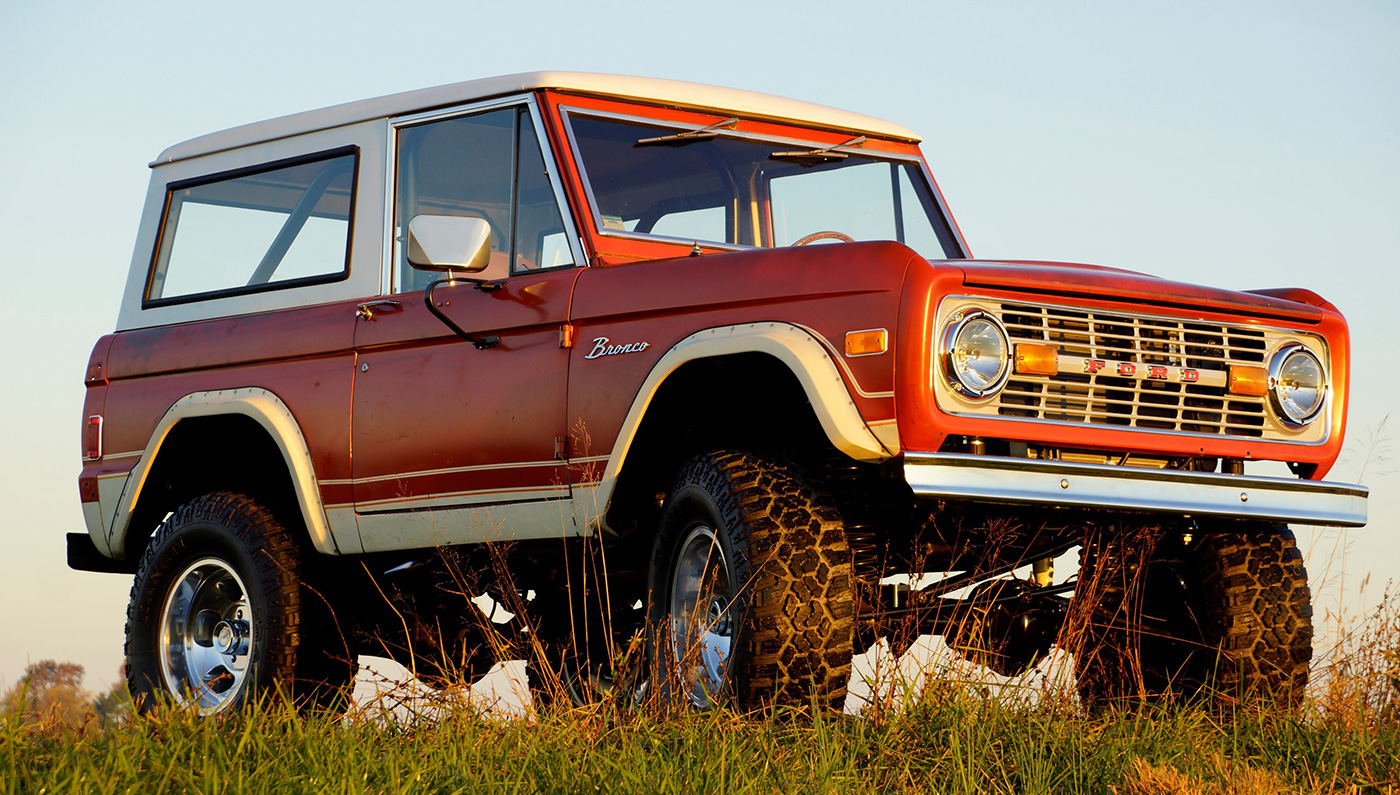 Why Wait for the Next Gen Ford Bronco When You Can Have a