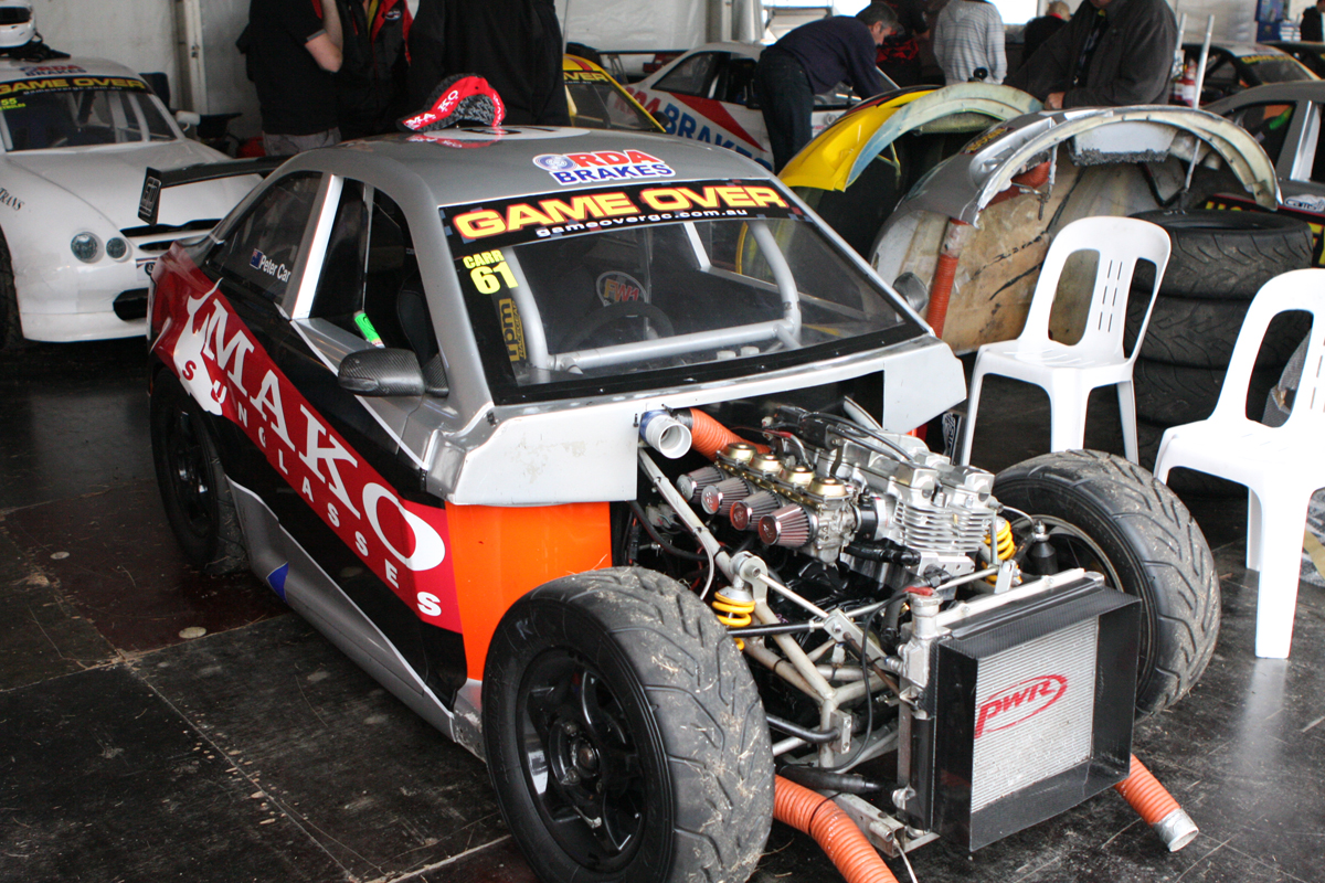 Aussie Racing Cars A Small Package Full Of Big Fun Moto Networks
