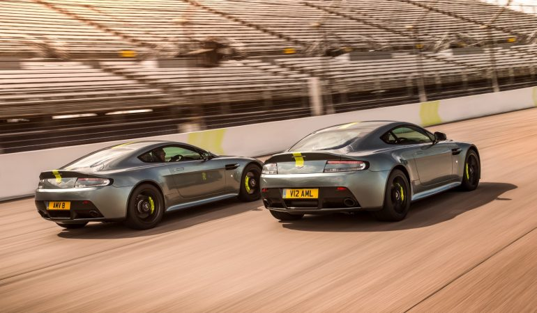 This is the First Production AMR and it's One of the Most Powerful Vantage's Ever Built
