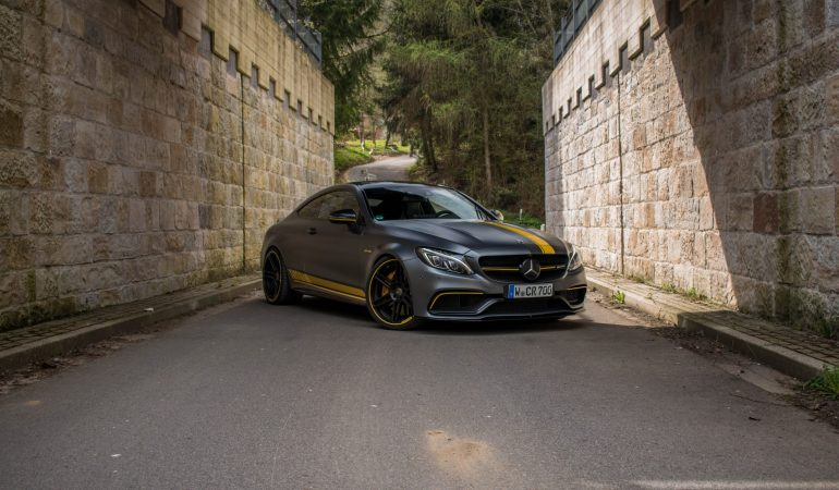 Manhart Performance Has Perfected Their First Attempt At Building The Ultimate AMG