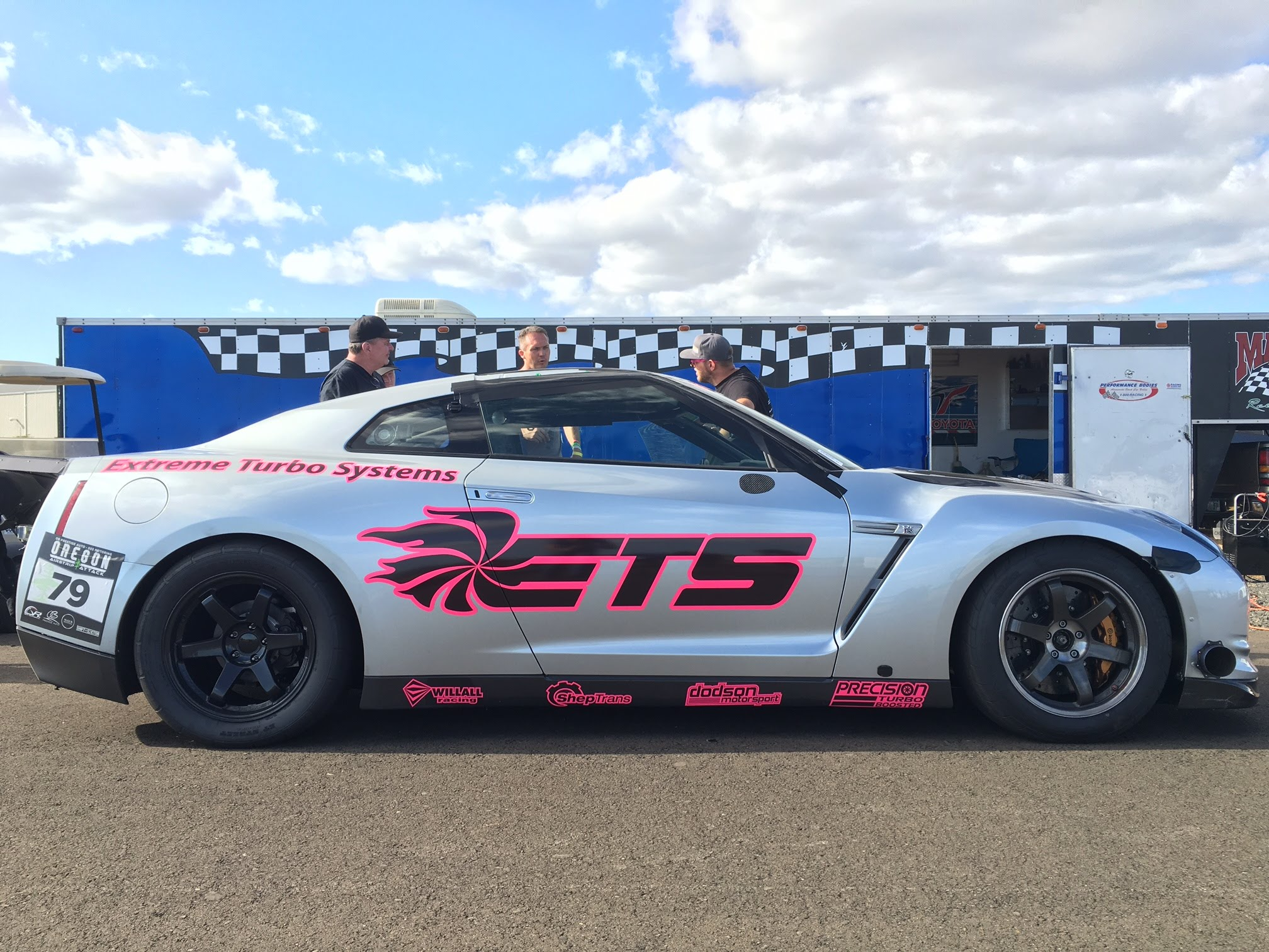 Step Aside Twin Turbo Lambo S The Ets Gtr Just Set A New