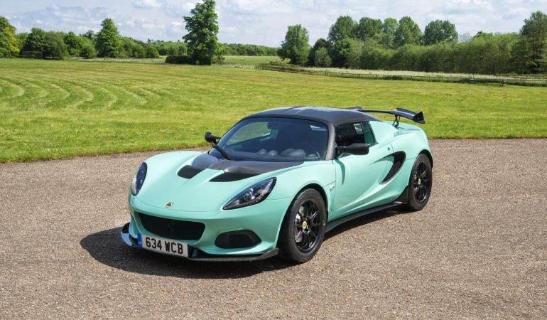 Things Are Looking Up For Lotus, And The New Cup 250 Is Proof Of That