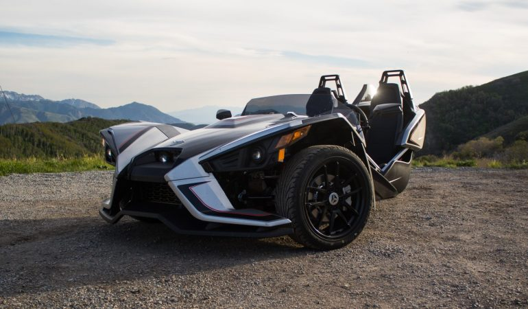 The Polaris Slingshot Is Everything You Didn't Know You Wanted In A Moto Toy