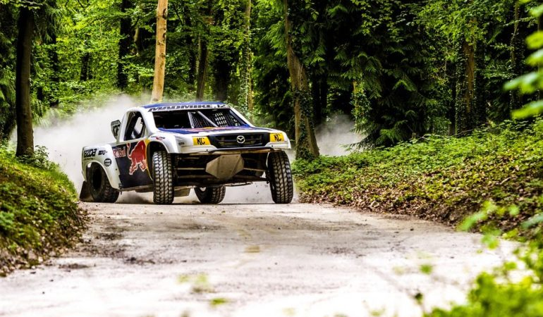 Mad Mike Whiddet Has a New Rotary Powered Toy Called RUMBUL and Its Not What You'd Expect