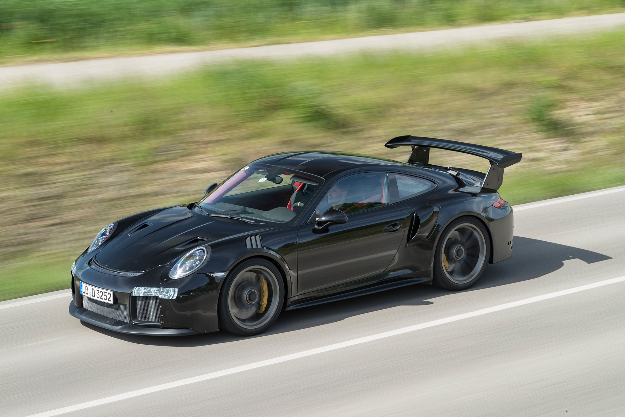 Porsche-911-GT2-RS Breathtaking How Many Porsche 911 Gt2 Were Made Cars Trend