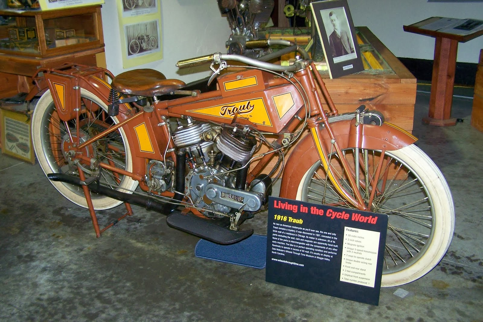 The Rarest Motorcycle In The World A Mystery That Has Yet