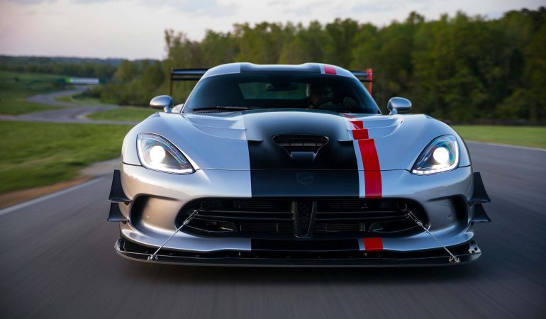 Viper Enthusiasts Come Together To Fund One Last Attempt at the Nurburgring Record